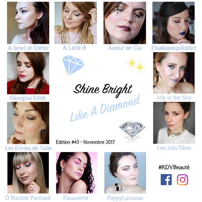 blog beauté RDV beauté Shine Bright Like A Diamond Glow Highlighter