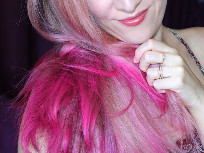 blog beauté colorista L'Oréal spray hot pink