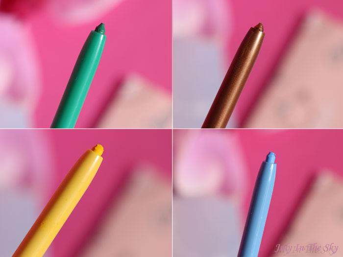 blog beauté ColourPop Creme Gel Liner