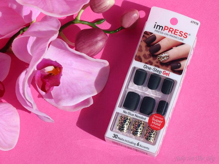 Impress Manicure : tutoriel pour une manucure parfaite en 5 minutes