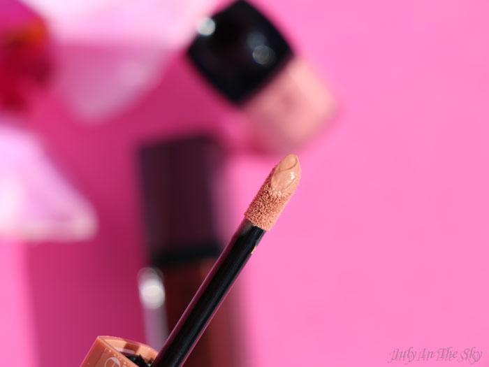 blog beauté bourjois rouge édition velvet avis test swatch floribeige