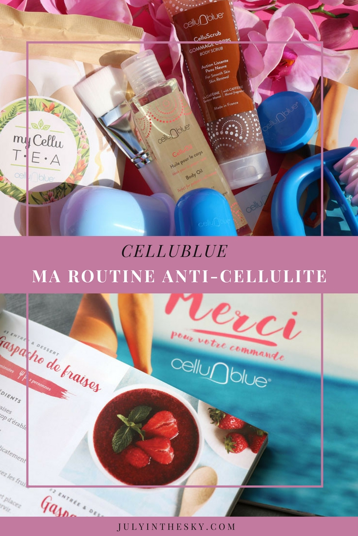 blog beauté cellublue anti-cellulite avis