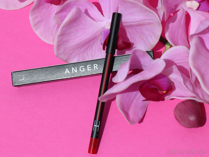 blog beauté anger mood crayon Linda Hallberg avis swatch