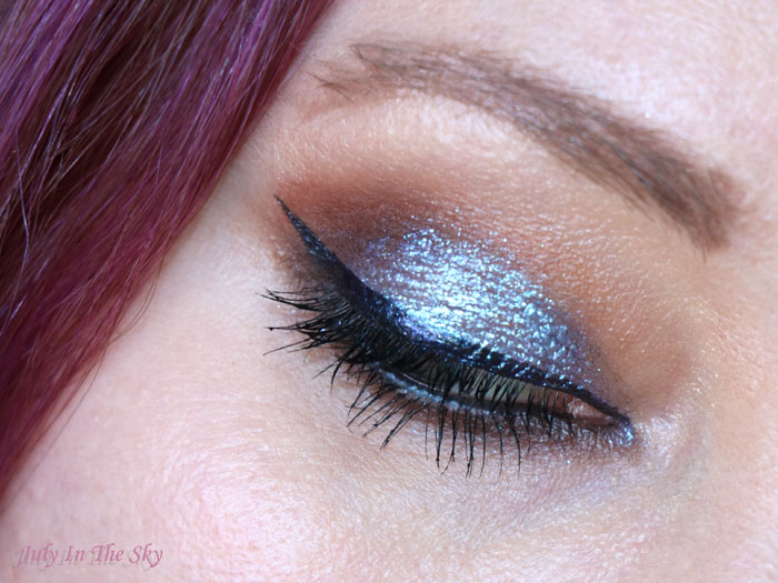 blog beauté tutoriel monday shadow challenge chataigne lilas