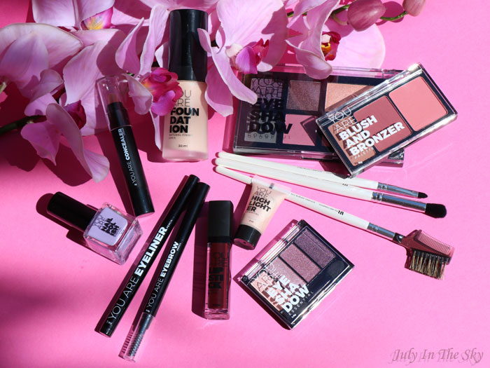 blog beauté You Are Cosmetics avis test cruelty-free maquillage vegan