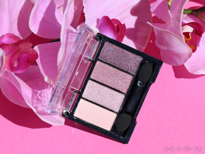 blog beauté You Are Cosmetics avis test cruelty-free maquillage vegan palette d'ombres à paupières essentiel Cendre de Rose