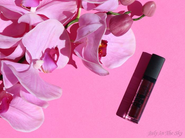 blog beauté You Are Cosmetics avis test cruelty-free maquillage vegan rouge à lèvres liquide mat Zinzoline
