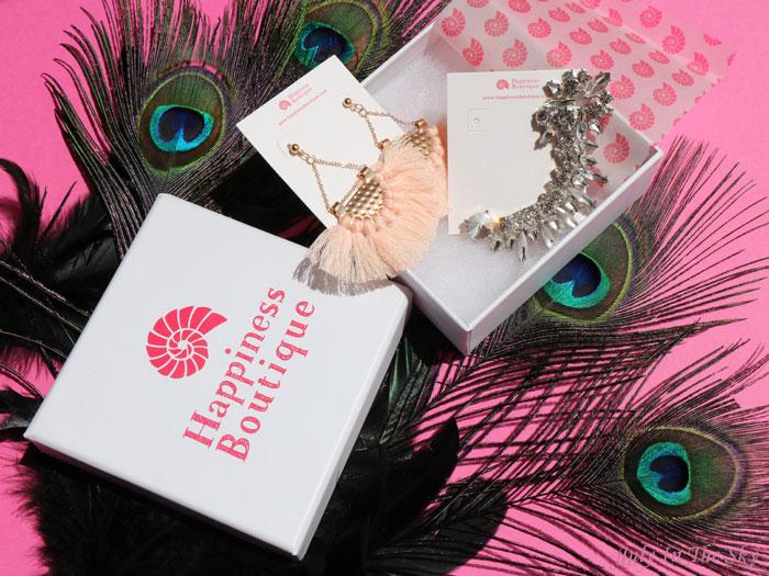 Happiness Boutique, des bijoux qui rendent happy