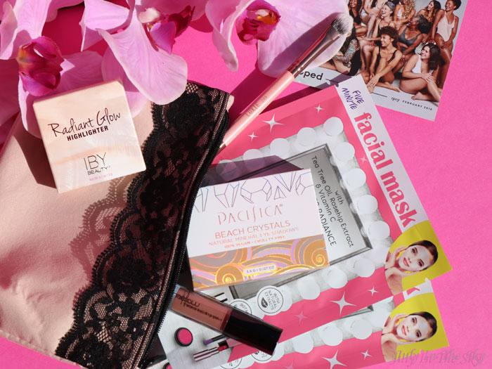 blog beauté Glam Bag Ipsy février avis