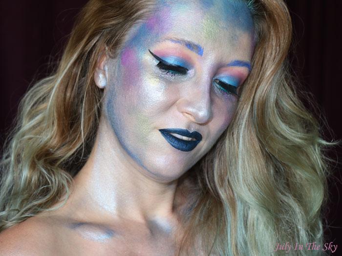 blog beauté RDV Beauté tutoriel maquillage sirène