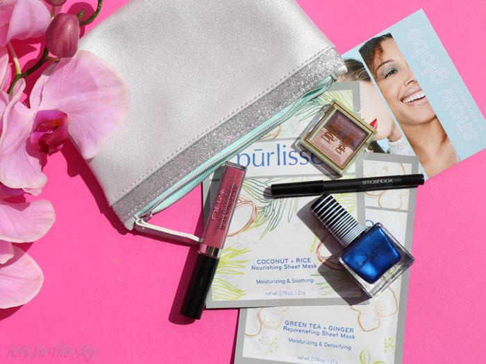 blog beauté avis Ipsy Glam Bag décembre Snow Globe