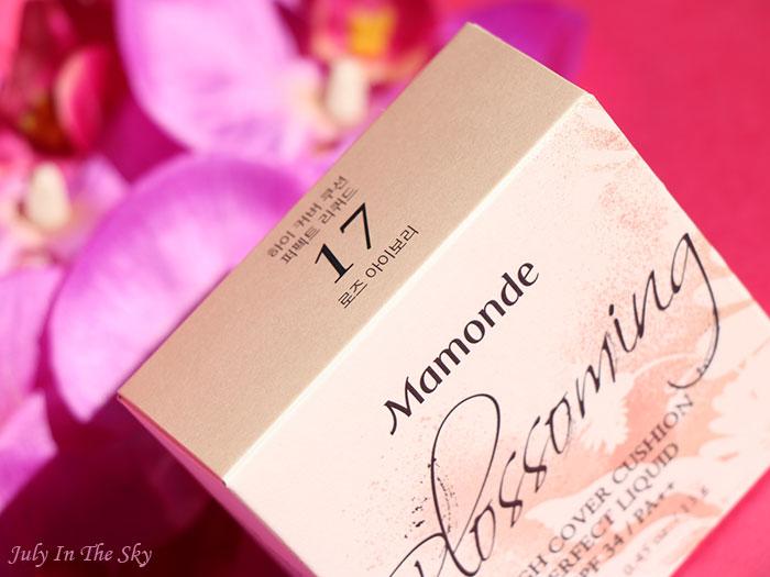 blog beauté kbeauty TesterKorea High Cover Cushion Perfect Liquid Mamonde