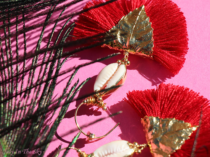 Mes bijoux du moment : Hipanema, Elise Tsikis et O'Necklace