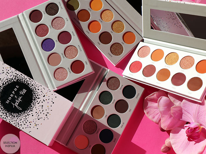 The Vault Morphe x Jaclyn Hill : encore une collaboration réussie ?