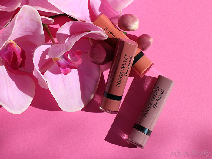 From Paris With Mauve de Bourjois : with love