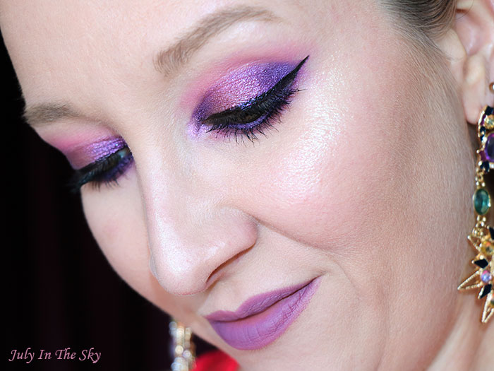 blog beauté Kat Von D palette highlighter alchemist holographic transformer palette