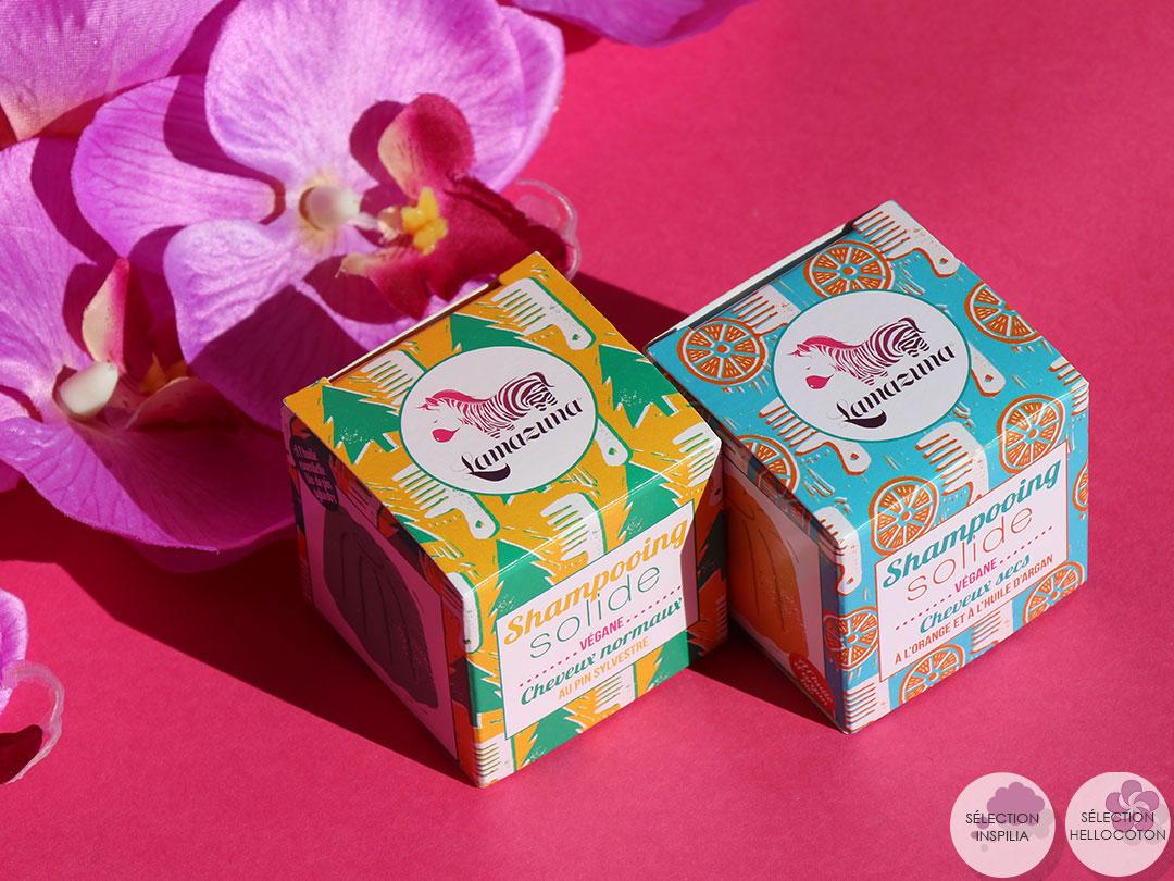 Les shampooings solides de Lamazuna. Top ou flop ?
