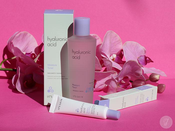 blog beauté kbeauty Hyaluronic Acid Moisture Toner It's Skin