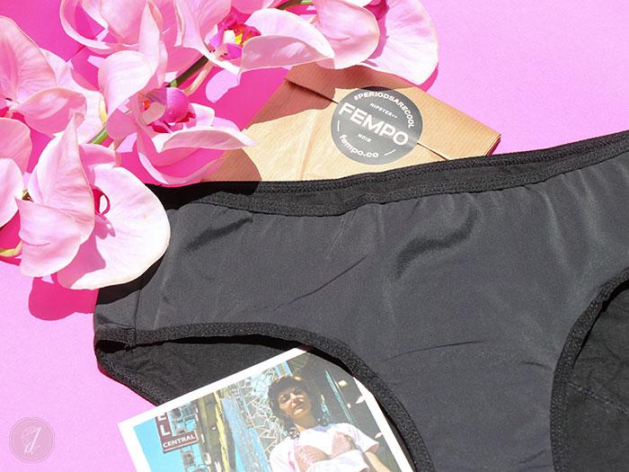 blog beauté Fempo culottes menstruelles règles flux abondant avis