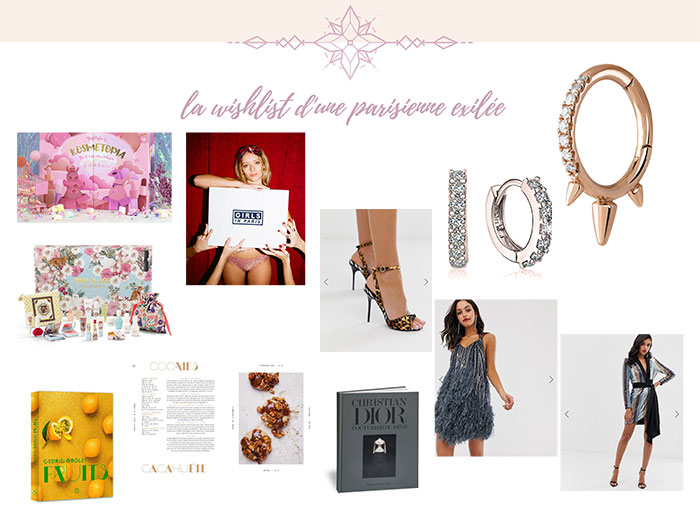 blog beauté wishlist noel 2019