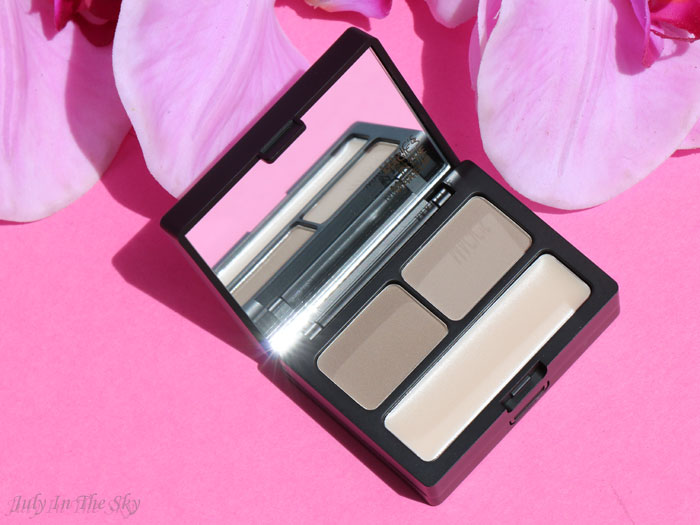 blog beauté brow box urban decay avis gwen stefani bathwater blonde
