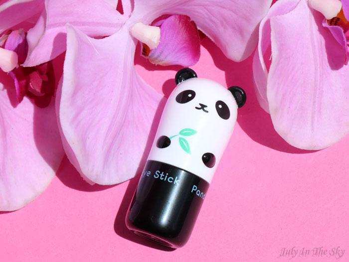blog beauté cool eye stick panda dream tonymoly