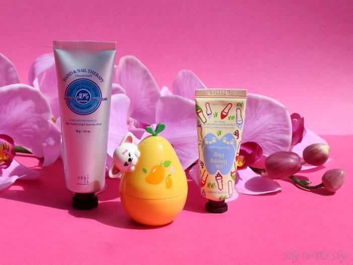 blog beauté crème main corée