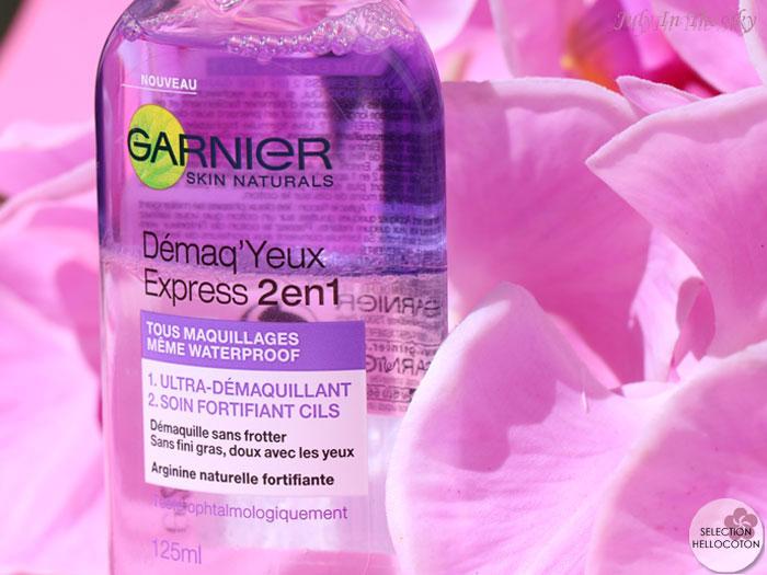 Demaq'Yeux Express 2 en 1 de Garnier : Une Bombe