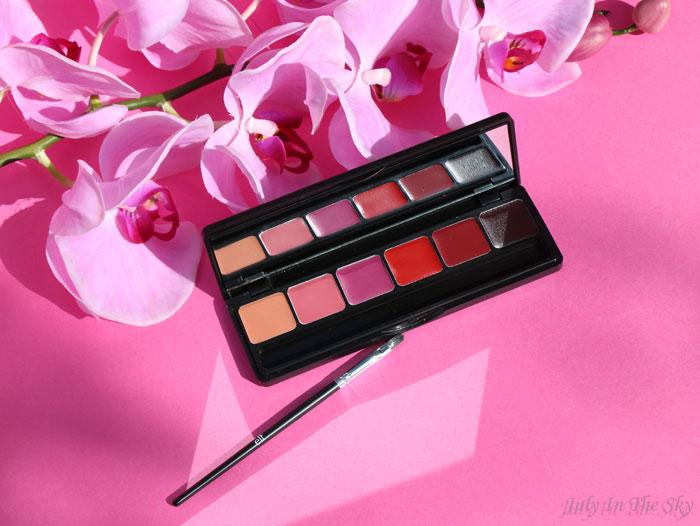 blog beauté elf eyes lips face avis palette rouge à lèvres runway ready