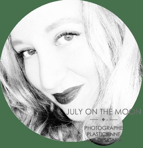 July On The Moon : atelier photo tutoriel portfolio art