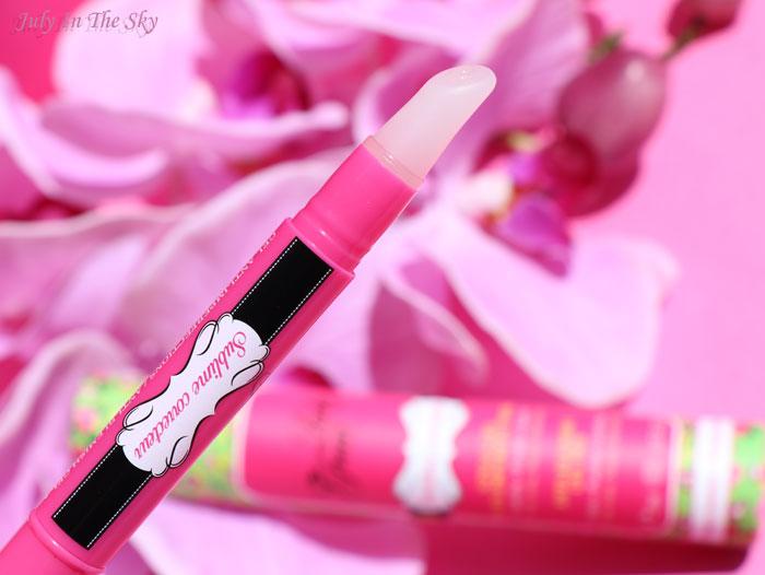 blog beauté Sublime Correcteur stylo gel anti imperfections Lady Green