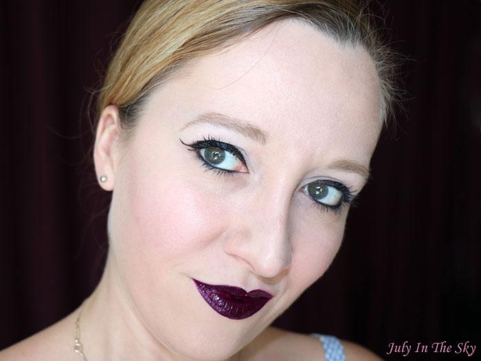blog beauté la girl glazed lip paint tempt