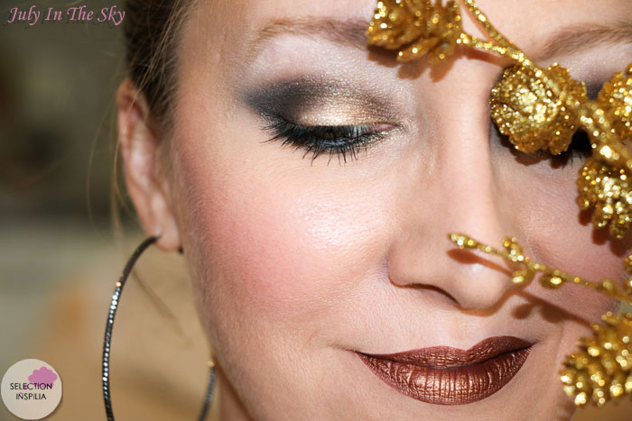 Pour les fêtes, je suis une fille en or