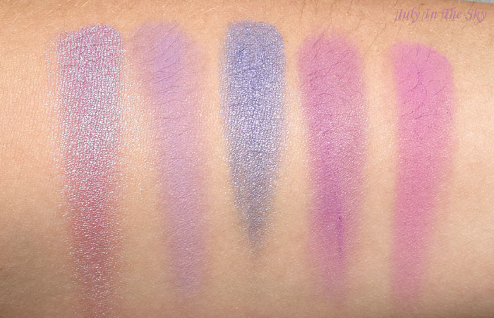 blog beauté makeup geek swatch blacklight hopscotch chit chat wisteria carnival