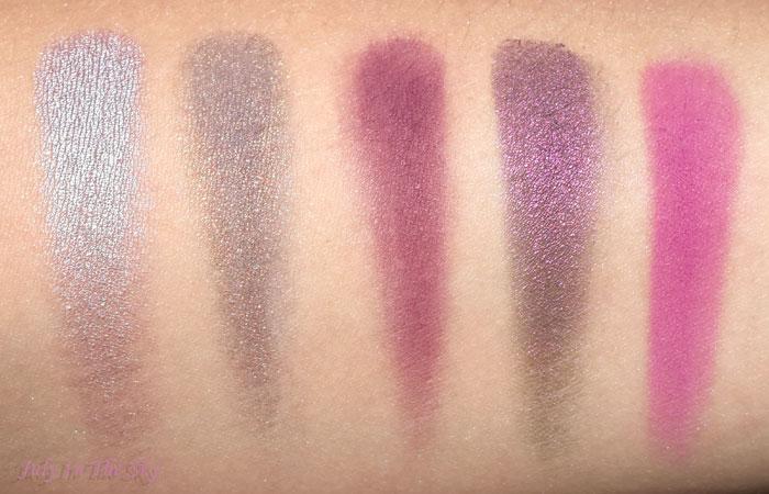 blog beauté makeup geek swatch pillow talk rebel curfew toxic fashion addict