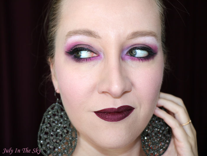 blog beauté monday shadow challenge rocky plum