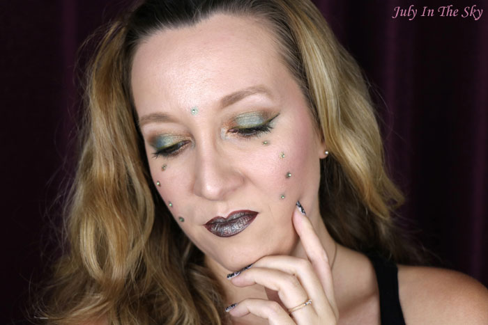 blog beauté monday shadow challenge tribal bronze
