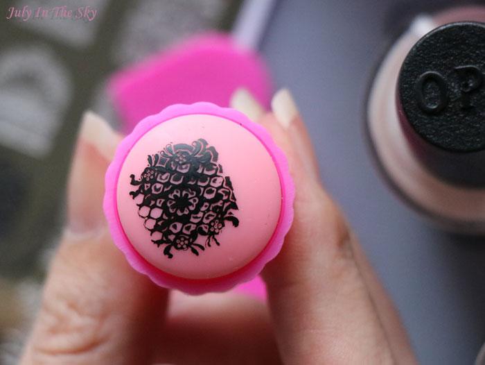 blog beauté tutoriel nail art stamping moyou london bridal