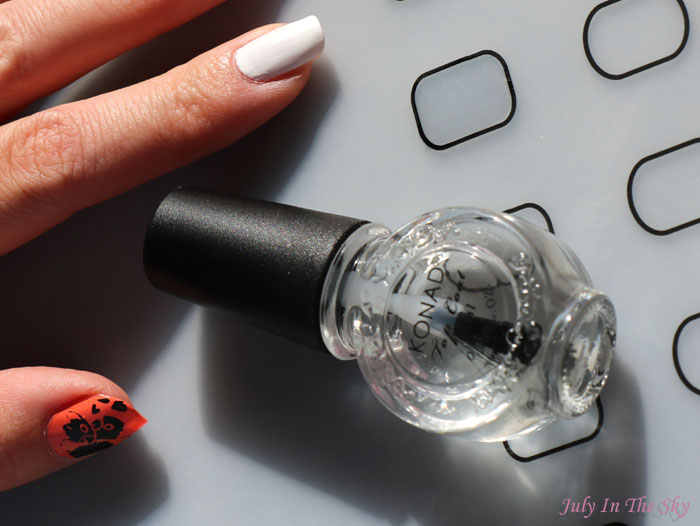 blog beauté nail art mode d'emploi tutoriel stamping inversé moyou london
