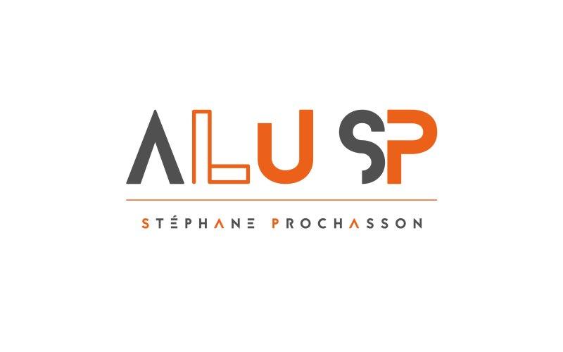 Vectorisation du logo de la SARL ALU SP - Graphisme - 2019