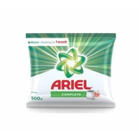 Ariel Original Detergent Washing Powder, 500g pack