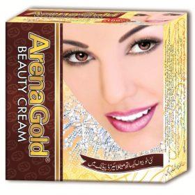 Arena Gold Beauty Cream