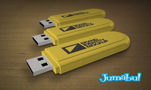 USB-mockup