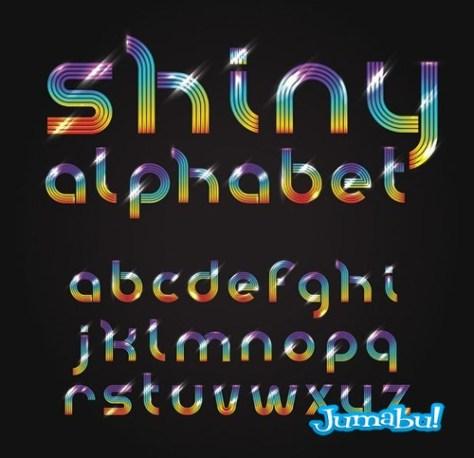 alfabeto-letras-vectores