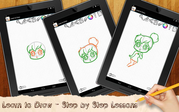 aplicaciones-aprender-a-dibujar