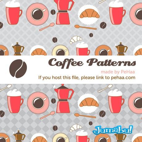 cafe-vectores-dibujados