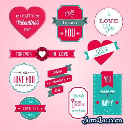 corazones-etiquetas-labels-san-valentin