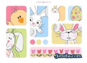 dibujos-de-pascua-dibujos-conejos