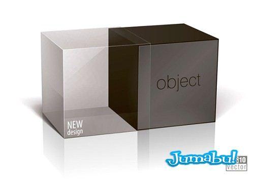 embalajes vectores cajas - Packs, Cajas, Embalajes para productos en Vectores