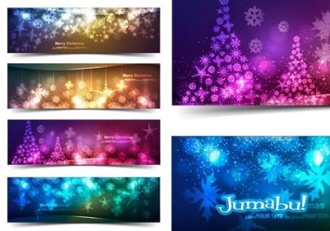 estrellas-navidad-vectorizadas